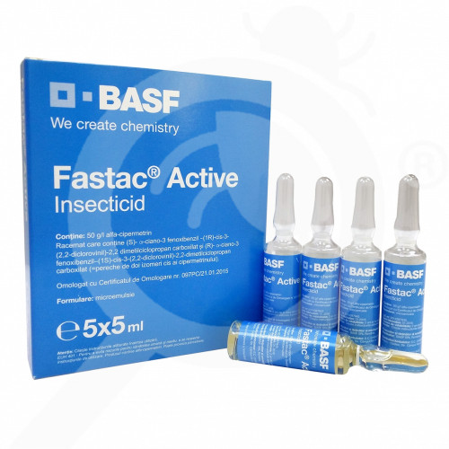 es basf insecticide crop fastac active 5 ml - 0, small