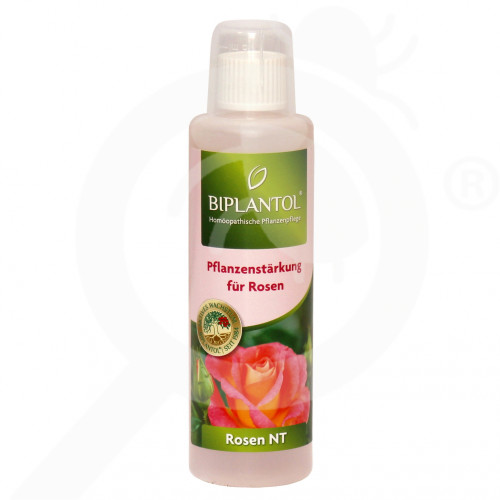 es bioplant naturverfahren fertilizer biplantol rose nt 250 ml - 0, small