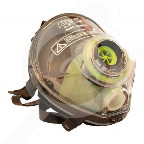 es bls safety equipment 5000 full face mask - 0, small