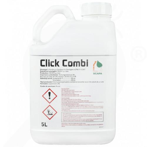 es oxon herbicide click combi se 5 l - 0, small