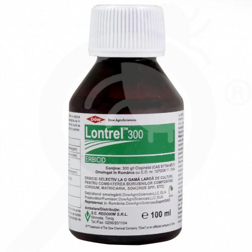 es dow agro herbicide lontrel 300 ec 100 ml - 0, small
