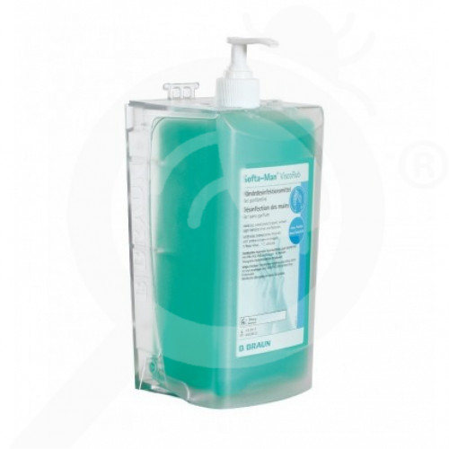 es b braun special unit locking dosage device for 500 ml bottles - 0, small