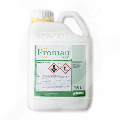 es belchim herbicide proman 15 l - 1, small