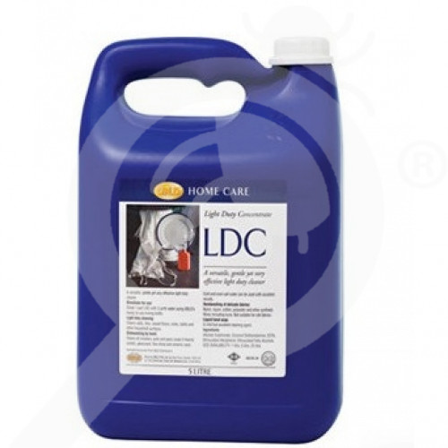 es gnld professional detergent ldc soft 5 l - 0, small