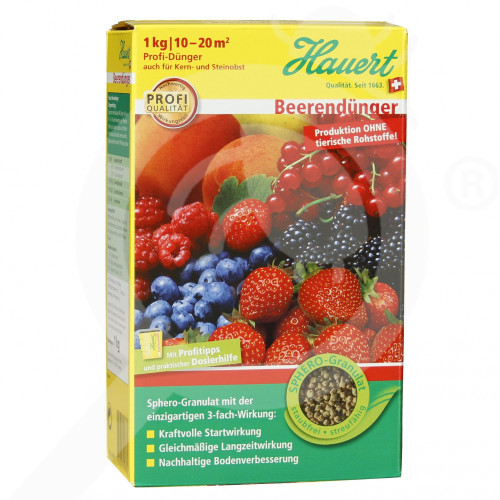 es hauert fertilizer fruit shrub 1 kg - 0, small