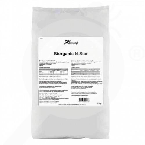 es hauert fertilizer biorganic n star 20 kg - 0, small
