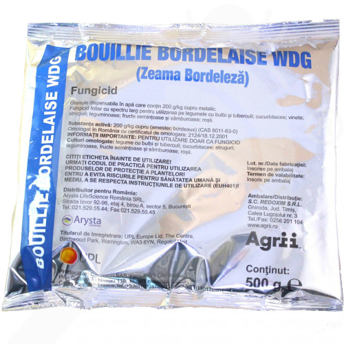 es upl fungicide bouille bordelaise wdg 500 g - 1, small