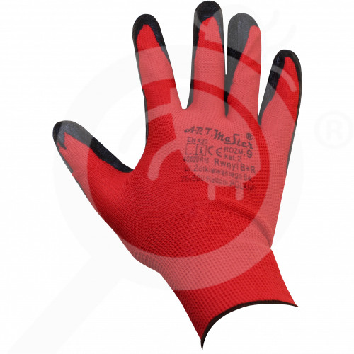 es ogrifox safety equipment ox latex - 4, small