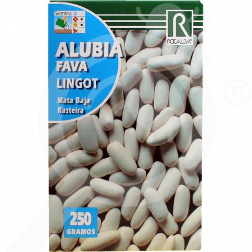 es rocalba seed grain beans lingot 250 g - 0, small