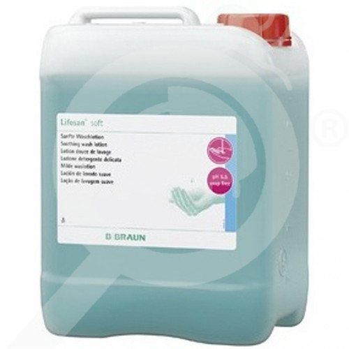 es b braun disinfectant lifosan soft 5 l - 0, small