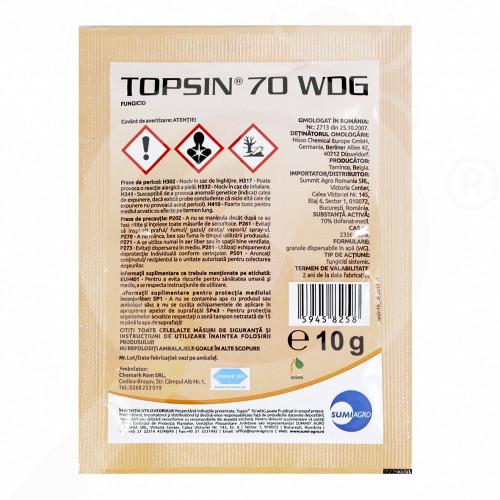 es nippon soda fungicide topsin 70 wdg 10 g - 0, small