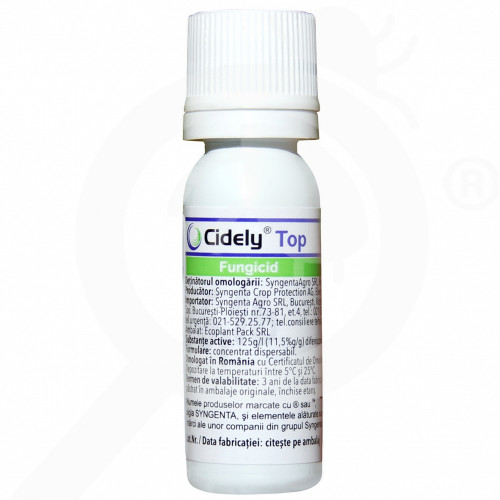 es syngenta fungicide cidely top 10 ml - 0