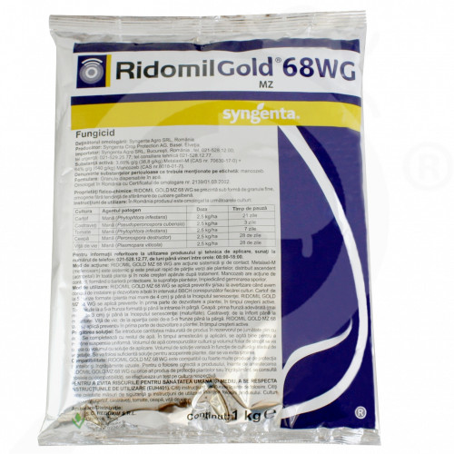 es syngenta fungicide ridomil gold mz 68 wg 1 kg - 0