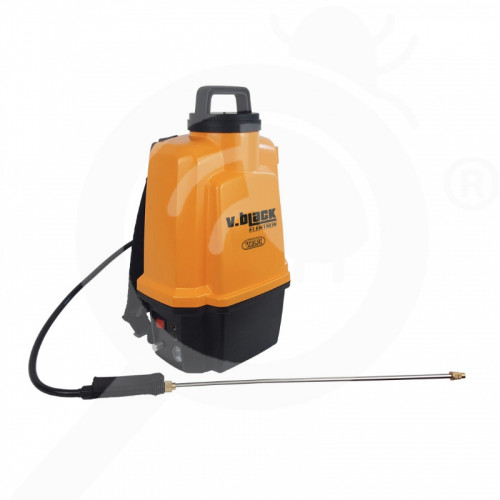 es volpi sprayer fogger v black elektron - 0, small