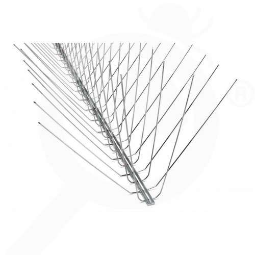 es nixalite repellent bird spikes e model full 1 2 m - 1