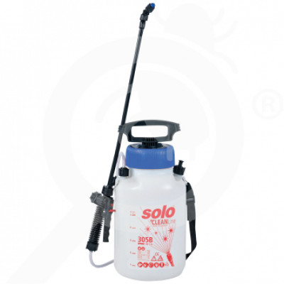 ro solo sprayer 305 b cleaner - 1