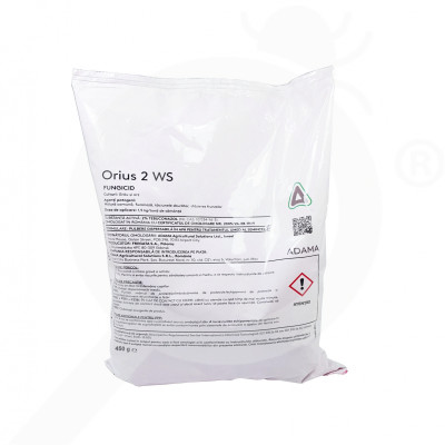 ro adama tratament seminte orius 2 ws 450 g - 1
