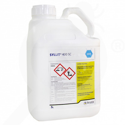 ro agriphar fungicid syllit 400 sc 5 l - 1