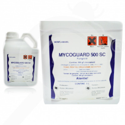 ro arysta lifescience fungicide mycoguard 500 sc 5 l - 2
