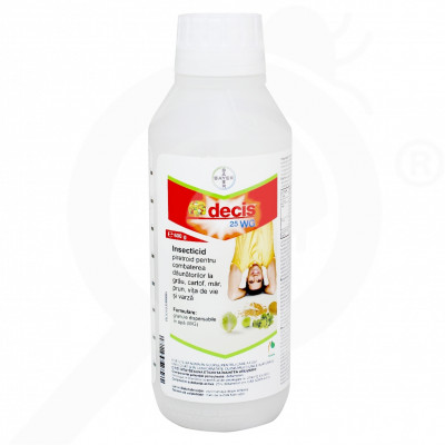ro bayer insecticid agro decis 25 wg 600 g - 1