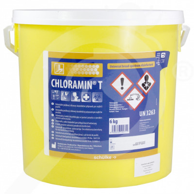 ro bochemie dezinfectant cloramina t 6 kg - 1