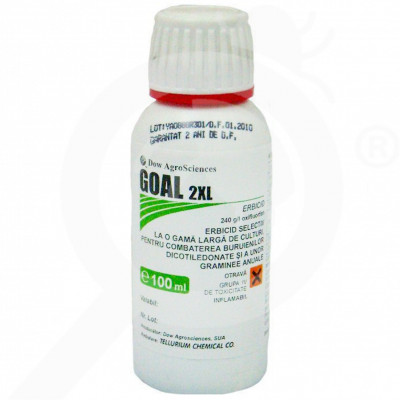 ro dow agro sciences erbicid goal 2 xl 1 l - 1