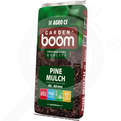 ro agro cs fertilizer garden boom pine mulch 39x65 l - 1
