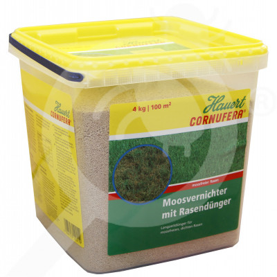 ro hauert ingrasamant hauert gazon cornufera mv 4 kg - 1