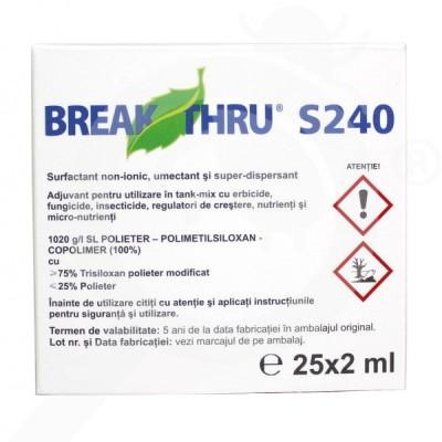 ro evonik industries adjuvant break thru s 240 2 ml - 1