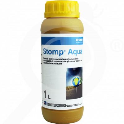 ro basf herbicide stomp aqua 1 l - 1