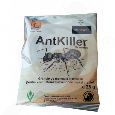 ro bayer insecticid max force ln ant killer plic 25 g - 1