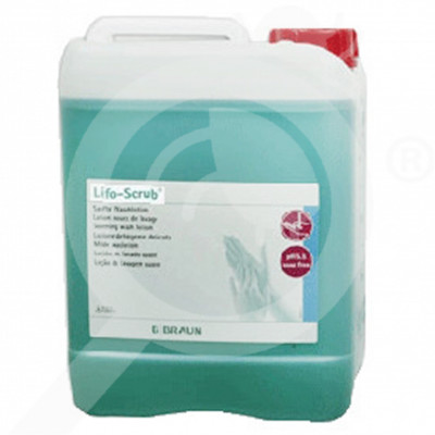ro b braun dezinfectant lifo scrub 5 l - 1
