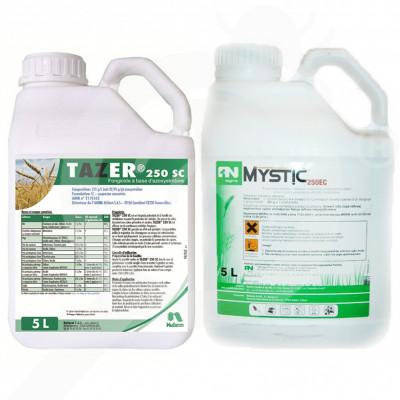 ro nufarm fungicid tazer 250 sc 5 l mystic 250 ec mystic star - 1
