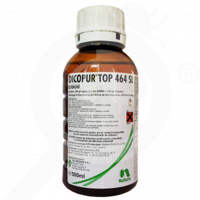 ro nufarm erbicid dicopur top 464 sl 100 ml - 1