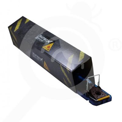 ro futura trap runbox eco base plate 2xgorilla mouse - 1