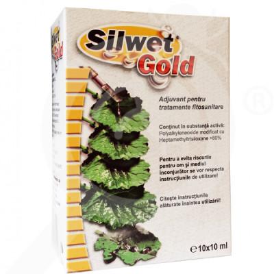 ro chemtura agro solutions regulator crestere silwet gold 1 l - 1