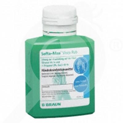 ro b braun dezinfectant softa man viscorub 100 ml - 1