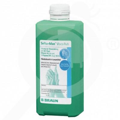 ro b braun dezinfectant softa man viscorub 500 ml - 1