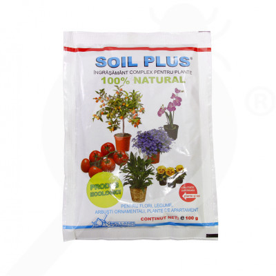 ro holland farming ingrasamant soil plus 100 g - 1