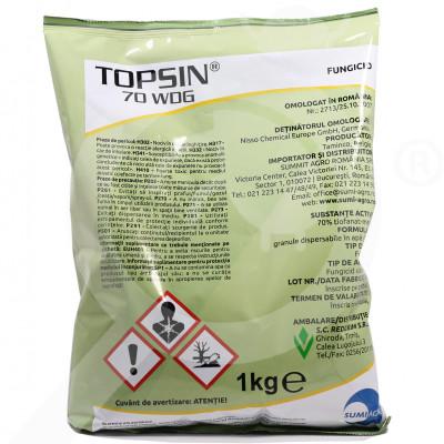ro summit agro fungicid topsin al 70 pu 1 kg - 1
