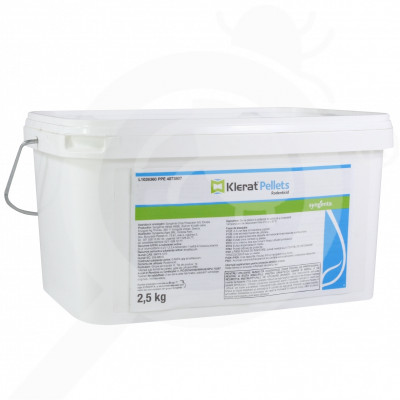 ro syngenta raticid klerat pellets 2 5 kg - 2