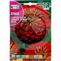 ro rocalba seed flor de dalia gigante doble roja 4 g - 2, small