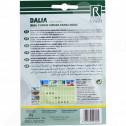 ro rocalba seed dahlia ideal d unwin hibrida enana doble 2 g - 1, small