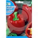 ro rocalba seed red pepper california wonder 1 g - 0, small