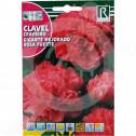 ro rocalba seed carnations gigante mejorado rosa fuerte 1 g - 1, small
