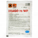 ro oxon fungicide drago 76 wp 20 g - 2, small