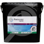 ro bayer raticid racumin pasta 5 kg - 1, small