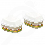 ro 3m mask filter 6099 2 p - 1, small