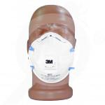 ro 3m echipament protectie 8822 masca semi cu filtru hepa - 1, small