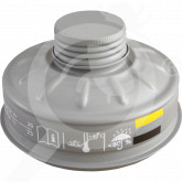 ro romcarbon safety equipment gas mask filter p2440 a1b1e1 - 1, small